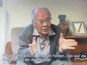 「永原誠さん」のドイツ語版映像から