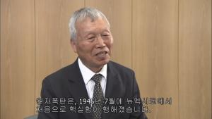 盆子原國彦さん・韓国朝鮮語