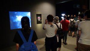 長崎原爆資料館を見学する