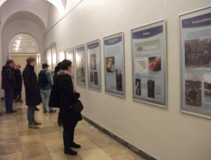 ボン大学博物館で始まった原爆展示会